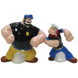 Popeye And Brutus Face-Off