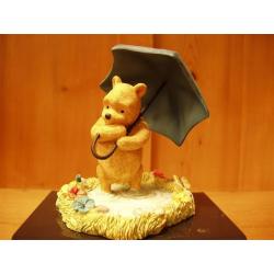 Pooh With Umbrello