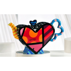 Teapot Heart shape