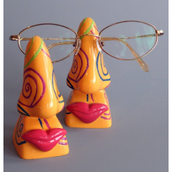 Eyeglass Holder Lips