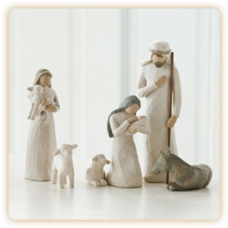 Nativity 12-piece Christmas group