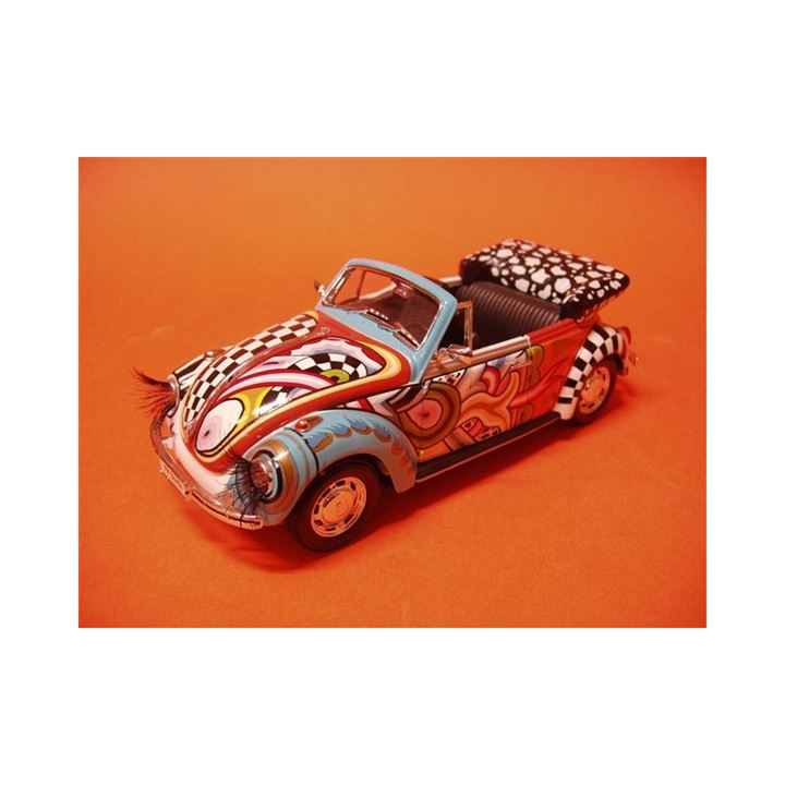 VW Kever Cabrio