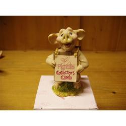 Collectors Club Pig