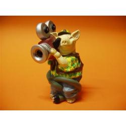 Cameraman Pig