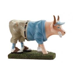 Golfer Cow