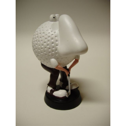 Eyeglass Holder Golf Ball