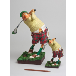 The Golfer Fore small