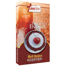 Positive Energy ( Red Jasper )