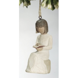 Wisdom Ornament