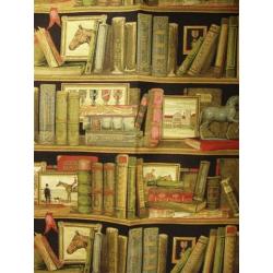 Kleed boekenkast