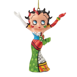 Betty Boop ornament