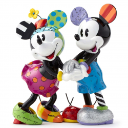 Mickey & Minnie Mouse L.E.