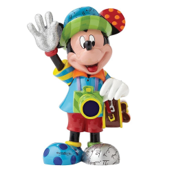 Mickey Mouse Tourise Figurine