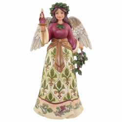 Jolly Holly Days ( Victorian Angel )