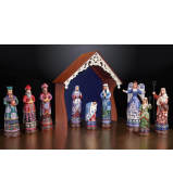 Heartwood Creek Nativity